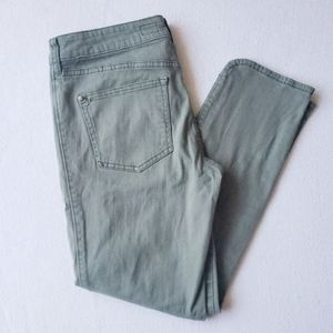 Anthro | Pilcro & the Letter Press Siet Fit Jeans